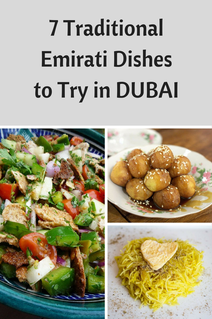 7 traditional Emirati dishes to try in Dubai