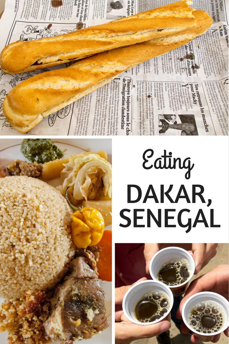 What to eat in Dakar, Senegal