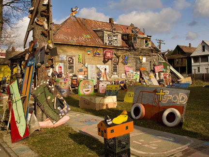 Detroit's Heidelberg Project