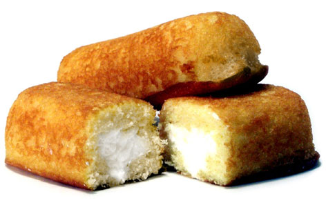 Twinkies, a Hostess product