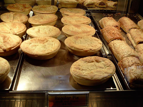 Meat pies in New Zealand