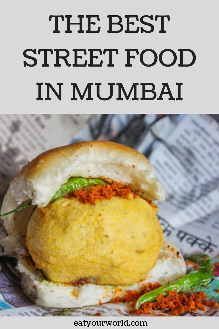 The best food in Mumbai in on the street, like vada pav, dabeli, ragda puri and more! Don't miss these dishes on your next trip to India.
