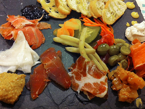 Charcuterie, Heritage, Richmond, Virginia