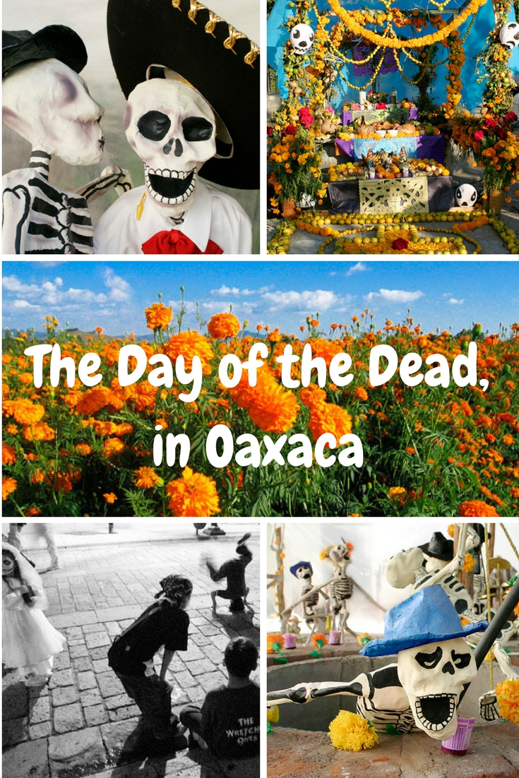What to expect at the Day of the Dead in Oaxaca