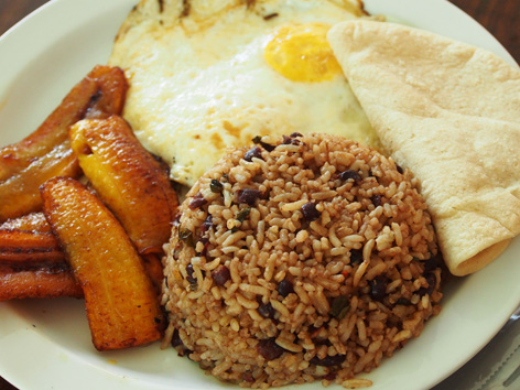 What Kind Of Food Do Costa Ricans Eat