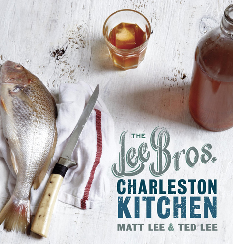 The Lee Bros. Charleston Kitchen cookbook giveaway