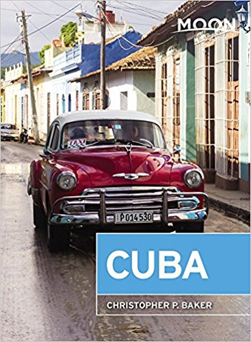 Moon travel guide to Cuba