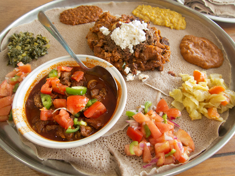 Ethiopian Food In Washington D C