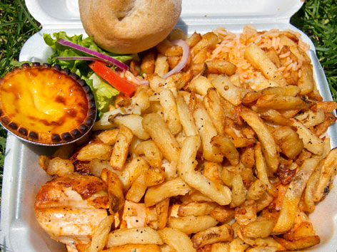 Portuguese Chicken Montreal Quebec Local Food Guide